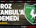 Denizlispor'a sis engeli
