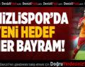 Denizlispor'un sol bek hedefi Ömer Bayram