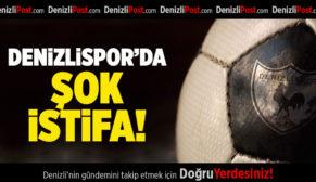 Denizlispor'da Şok İstifa