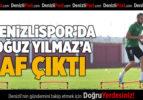 Denizlispor'da Oğuz Yılmaz'a af çıktı
