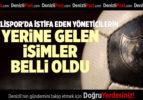 DENİZLİSPOR'DA İSTİFA EDEN YÖNETİCİLERİN YERİNE GELEN İSİMLER BELLİ OLDU