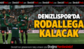 Denizlispor'da Rodallega kalacak