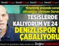 Denizlispor'un yükseliş maçı