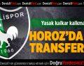 Horoz'da Jet Transferler