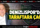 Denizlispor'dan Taraftara Çağrı