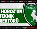 Denizlispor Teknik Direktörü Selahattin Dervent