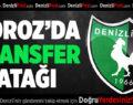 Denizlispor'da transfer atağı