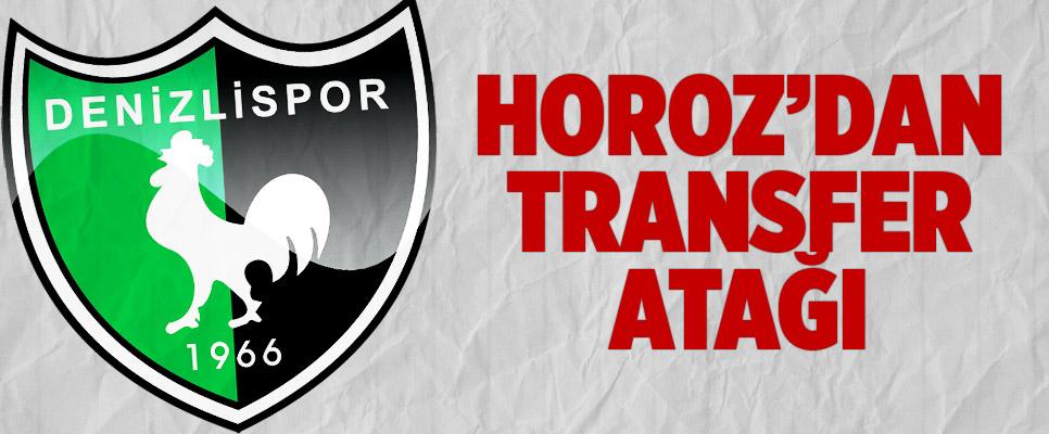 Horoz'dan Transfer Atağı