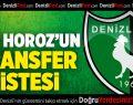Denizlispor'un transfer gündemi