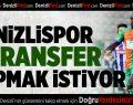Denizlispor 3 Transfer Yapmak İstiyor
