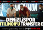DENİZLİSPOR RUMEN KALECİ PANTİLİMON'U TRANSFER ETTİ