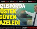 Denizlispor'da Üstek yeniden başkan seçildi