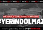 DENİZLİSPOR KULÜBÜ, 10 KASIM'A ÖZEL KISA FİLM HAZIRLADI