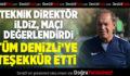 """Denizlispor Teknik Direktörü İldiz: """"Ciddiyeti bırakmayacağız"""""""