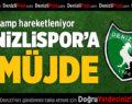 Denizlispor'a 2 Müjde