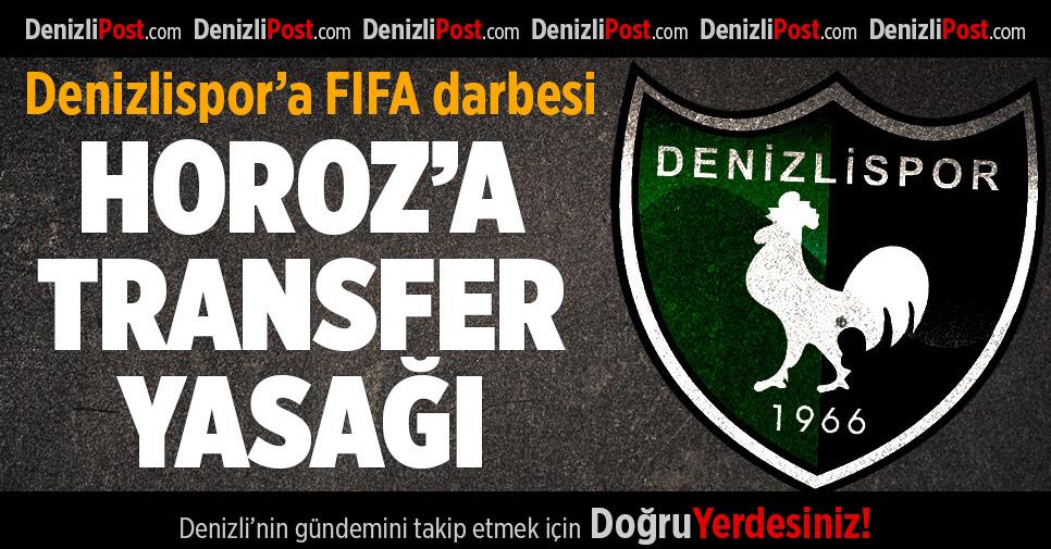 Denizlispor'a FIFA darbesi