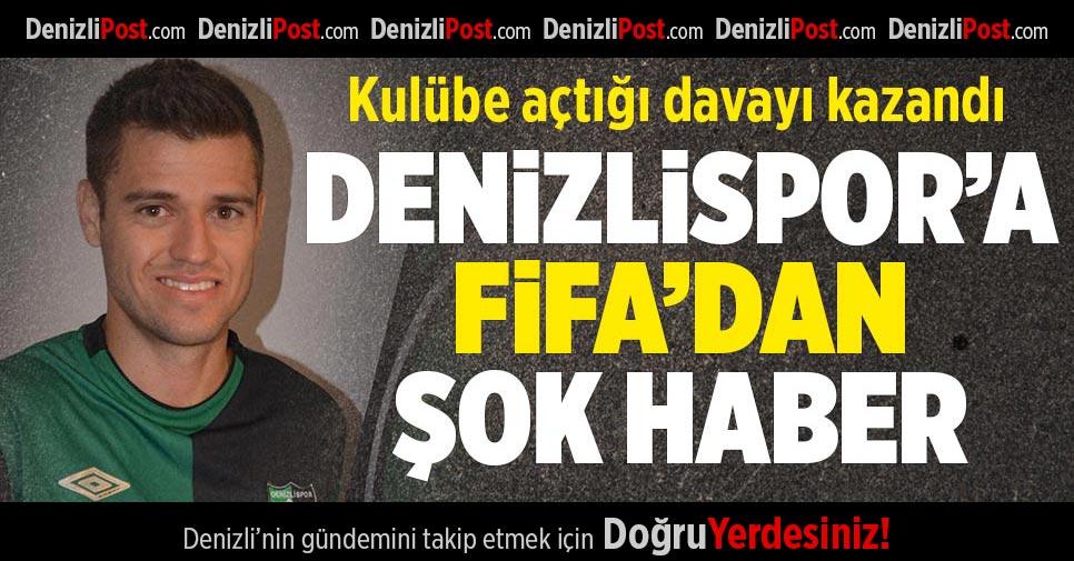 Denizlispor'a FİFA'dan Leozinho şoku