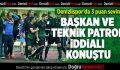 Denizlispor'da 3 puan sevinci