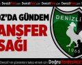 Denizlispor'da gündem transfer yasağını kaldırmak