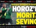 Denizlispor'da Moritz sevinci