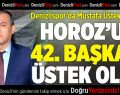 Denizlispor'da Mustafa Üstek dönemi