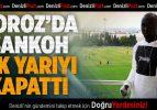 Denizlispor'da Sankoh ilk yarıyı kapattı