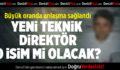 Denizlispor'un Yeni Teknik Direktörü O İsim Mi Olacak?