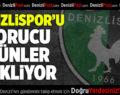 Denizlispor'u Yorucu Günler Bekliyor