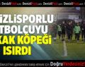 Denizlisporlu Futbolcuyu Sokak Köpeği Isırdı