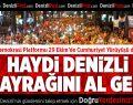 Denizli Demokrasi Platformu Cumhuriyet Yürüyüşü Düzenliyor
