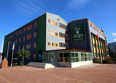 Doğa Koleji'nden Ege Bölgesi'ne 20 Kampüs