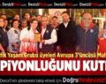 Denizli Trafik Yaşam Grubu Üyelerinden Avrupa 3'üncüsü Muhammed'e Destek