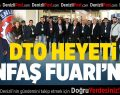 DTO'dan 24. ANFAŞ FoodProduct Fuarı'na çıkarma
