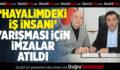 """""""HAYALİMDEKİ İŞ İNSANI"""" RESİM VE KOMPOZİSYON YARIŞMASI BAŞLADI"""