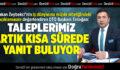 DTO Başkanı Erdoğan: Taleplerimiz Artık Kısa Sürede Yanıt Buluyor
