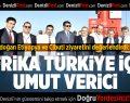 Erdoğan Etiyopya ve Cibuti Ziyaretini Değerlendirdi