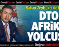 DTO Afrika Yolcusu
