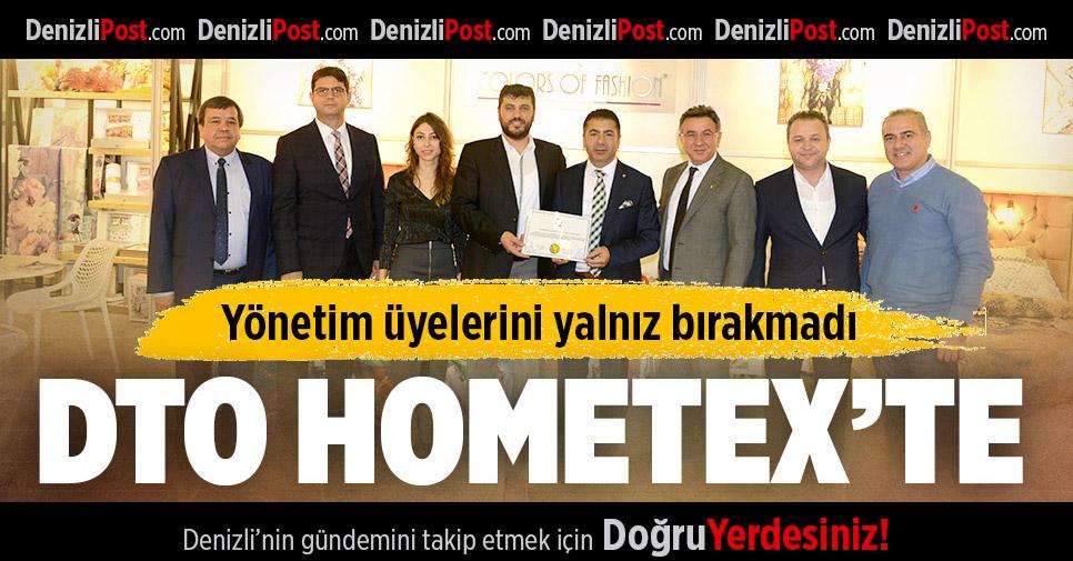 DTO HomeTex'te