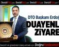 Başkan Erdoğan, Denizli'nin duayen işadamlarını ziyaret etti