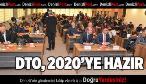 DTO, 2020'YE HAZIR