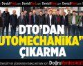 DTO'dan Automechanika'ya Çıkarma