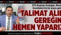 DTO Başkanı Erdoğan, Meslek Komiteleri ile bir araya geldi
