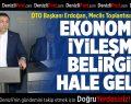 DTO Başkanı Erdoğan, Meclis Toplantısında konuştu
