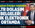 A.TR DOLAŞIM BELGELERİNDE, E-İŞLEM DÖNEMİ