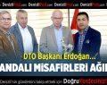 DTO Başkanı Erdoğan Hollandalı Misafirleri Ağırladı