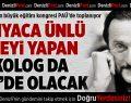 Türkiye'nin En Büyük Eğitim Kongresi PAÜ'de Toplanıyor