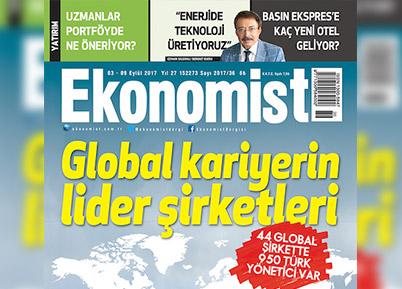 Denizlili İşadamı Ekonomist Dergisi'nde