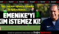 Denizlispor Teknik Direktörü İldiz'den 'Emenike' açıklaması