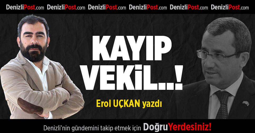 KAYIP VEKİL..!