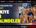 Esentepe Ortaokulu Türkiye Yarı Finalinde